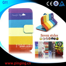 wholesale phone accessories for HTC Incredible S S710E G11 case, wallet leather flip cover case for HTC Incredible S S710E G11