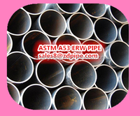 ASTM A53 DN150 6'' Q195 Q235 Mild steel pipe for water,oil,gas transmission