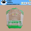Top sale small metal double roofs bird cages