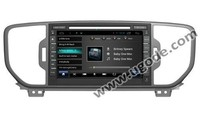 ugode HD LCD pure Android 2016 kia new sportage Car DVD GPS Navigation System 1080P H264
