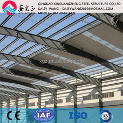 prefabricated steel building with installation service