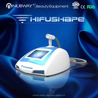 leading technology HIFUSHAPE body slimming hifu ultrasound fat removal home