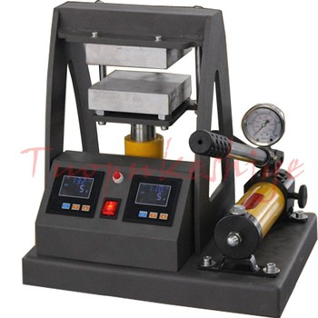 Best dabbers daily press machine hydraulic rosin press pneumatic press dual heat plates