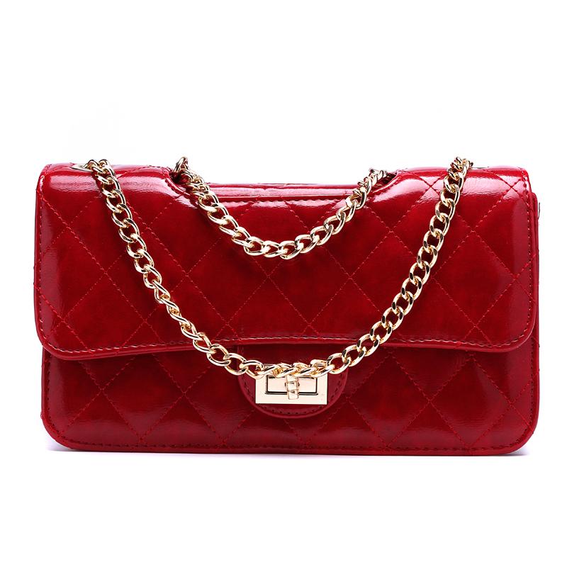 2a9237d2992 Brand Handbag Woman Bag Classic fashion chain handbags Women Shoulder  Messenger Bag Women Crossbody bags bolsos mujer