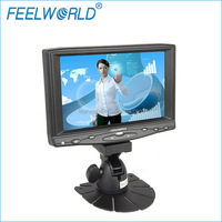 Feelworld 619AHT Car application touch screen 7 inch color tft lcd monitor with av vga hdmi input