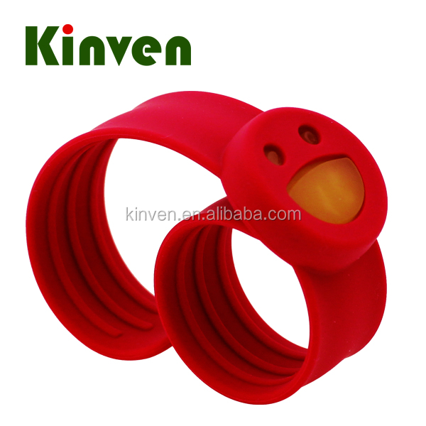 silicone mosquito repellent bracelet for kids anti mosquito band, toys for kids