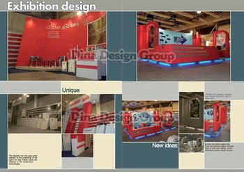 Exhibition design service