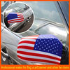 custom print cheap car mirror national country flag