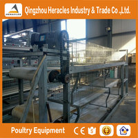 Shandong Heracles trade assurance poultry farming equipment chicken layer cage for sale