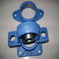 China supplier stainless steel bearing housings and pillow block beairng UCF208