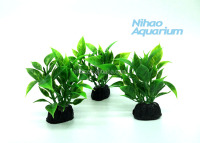 Artifical Green Grass Aquarium Decor Water Weeds Ornament Plant Fish Tank
