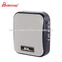 wireless teachers voice amplifier conference professional mini power amplifier