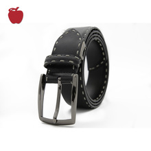 Fashion Designer Pants Accessories Pin Buckle Leather Man Belt