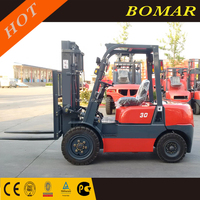 3t Diesel Forklift CPCD30 Cheap Price
