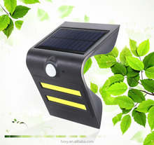 China supplier butterfly metal LED wall solar garden decoration lights