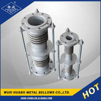 Stainless steel yang bo expansion joints and metal bellows for pipe construction