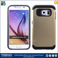 hot products shock proof slim hard armor case for samsung galaxy s6