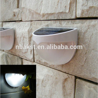 High power color changing solar garden light