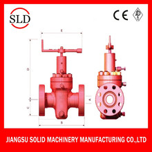 Good quality Expanding gate valve Expansion valve