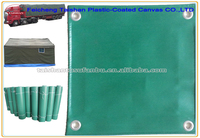 HEAVY DUTY COUSTOMS SIZE PVC TARPAULIN FABRIC COVER/AWNING/CONTAINER COVER/TENT