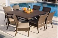 2014 New Design wicker garden furniture