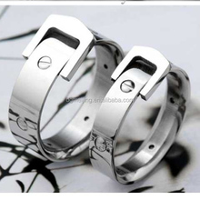 MJR-0570 high quality 316 stainless steel foot finger ring wholesale