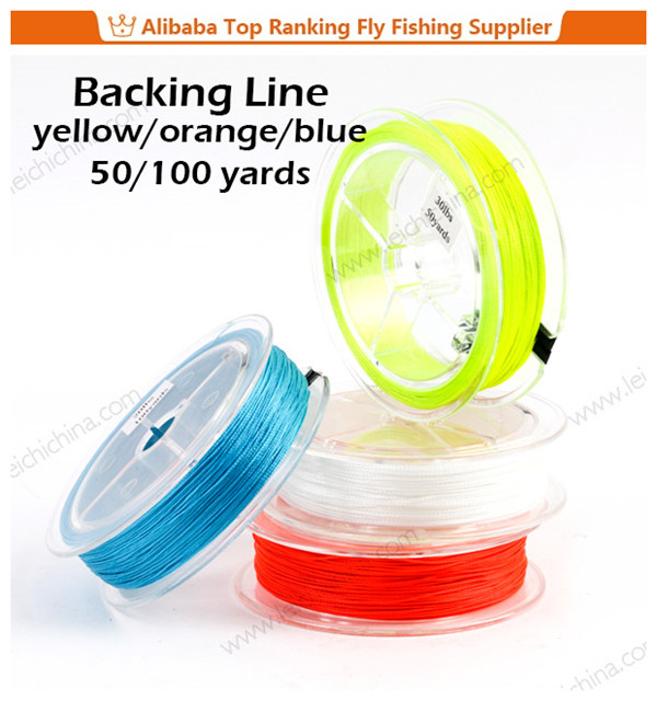 New backing floating lines fly fishing line
