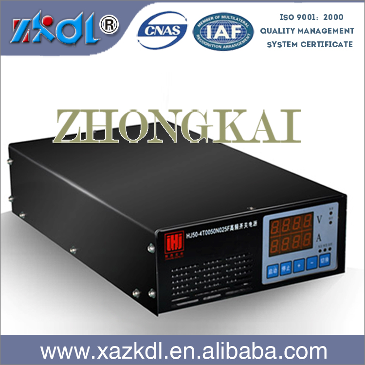 16000A12V High Current High Frequency High Power Switch AC DC Power Supply / Rectifier