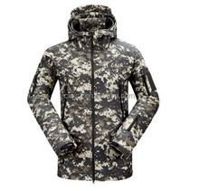 Camo Jacket Outdoor Arm Waterproof Windproof Jacket Tactical Jacket