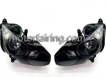 Custom Motorcycle Headlight for KAWASAKI ZX-14R/ZZR1400 2006-2011