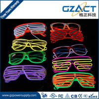 fashion el wire glasses cheap el wire glasses for sale