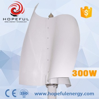high efficiency maglev 300w wind turbine generator price