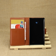Fashion OEM for nokia x pu leather cover