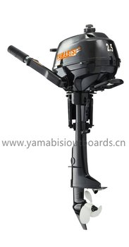 CE-Approved 4 stroke 2.5hp YAMABISI outboard motor/engine