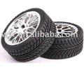 1/8' and 1/10' Custom RC rubber tires