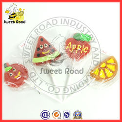 Fruit Jelly Pop Confectionary