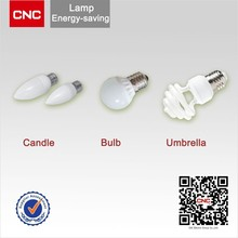 Made in China all kinds of shapes 65w 6500k 4u energy saving lamp