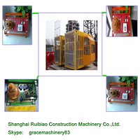 safety appliance for building lift
