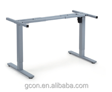 angle height adjustable computer desk