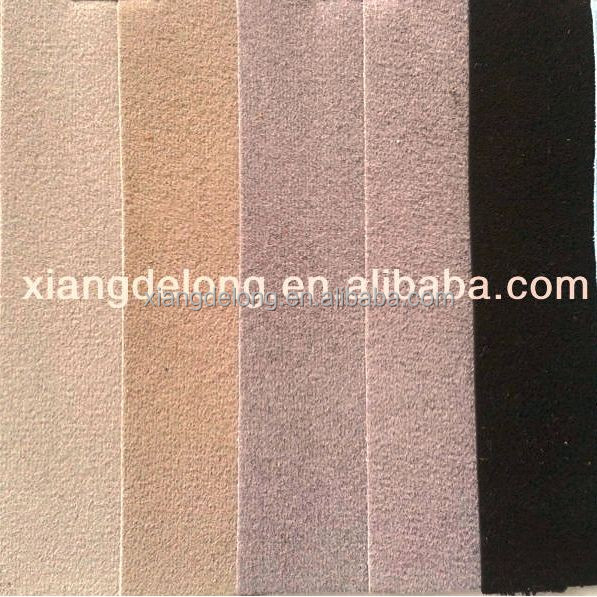 microfiber Faux leather for Jewelry boxes materials/Jewelry display materials