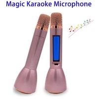 K088 Best Wireless Speaker Microphone Price Cheap, Karaoke Microphone Bluetooth Speaker Bluetooth MIC