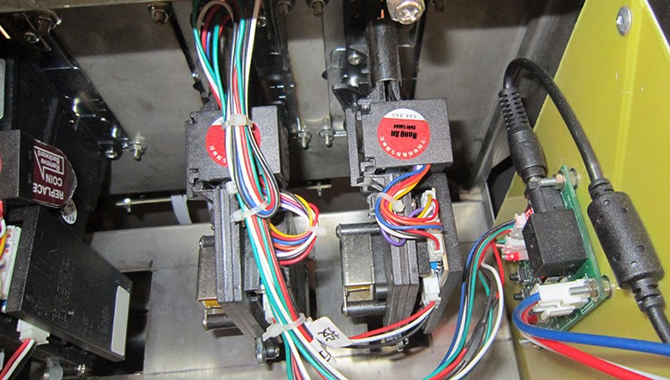 Self Service Steam Car Washer-OEM in Control
