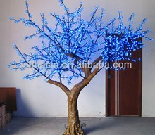 Artificial outdoor holiday decoration LED christmas tree/led cherry blossom tree light