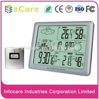 Durable radio controlled home digital weather station for sale equipment
