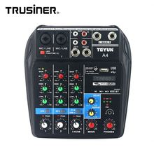 High Quality Bluetooth Dj Turntable Audio Mixer