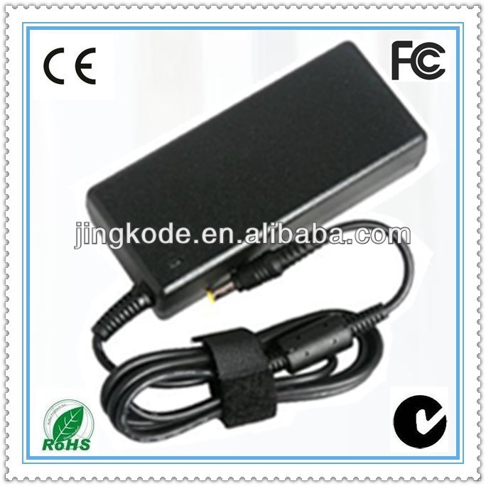 19V 3.68A 70W Factory Original Quality for gateway Notebook Adapter with best price and quality