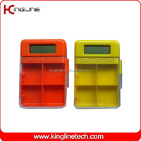 Custom logo Time alarm pill box (KL-9208)