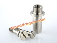 thumb rivet hex head orthodontic expansion roller self drilling flat head screw