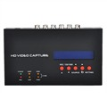 HD Videos Capture support time schedule recording YPBPR and AV ezcap283S