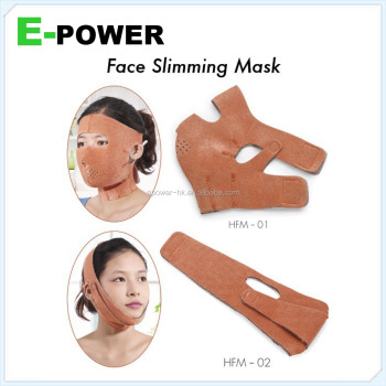 Japan New Face Slimming Belt Sauna Mask-100pieces - Buy ...